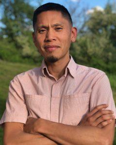 Justin Jaucian, Oriental Medicine practitioner and NJ Licensed Acupuncturist